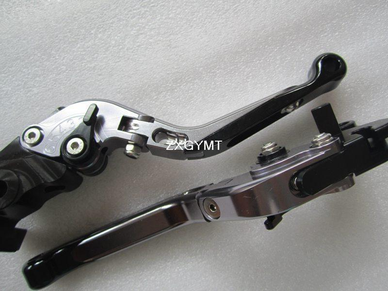 Extend Fold Clutch Brake Levers fit Yamaha Raptor 700 2006 Sa - 101 - R high quality Billet Brake Lever(China (Mainland))