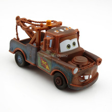 New 1:55 Pixar Cars Diecast Tow Mater Metal Kid Toy Car  Free Shipping  Loose(China (Mainland))