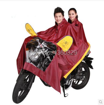Fashion font b burberry b font men Plus Size Poncho Womens Long Raincoats Electric bicycle Motorcycle
