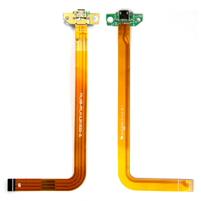 Replacement Part For HP Slate 7 USB Charging Charger Connector Dock Port Flex Cable High Quality Free Shipping(China (Mainland))