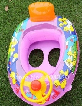 Freeshipping!!! 10PCS Inflatable Pool Summer Swimming Swim Kids Seat Float ZF067