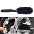 Truck Car Motorcycle Wheel Tire Rim Scrub Brush Hub Clean Wash Useful Brush Car Truck Motorcycle