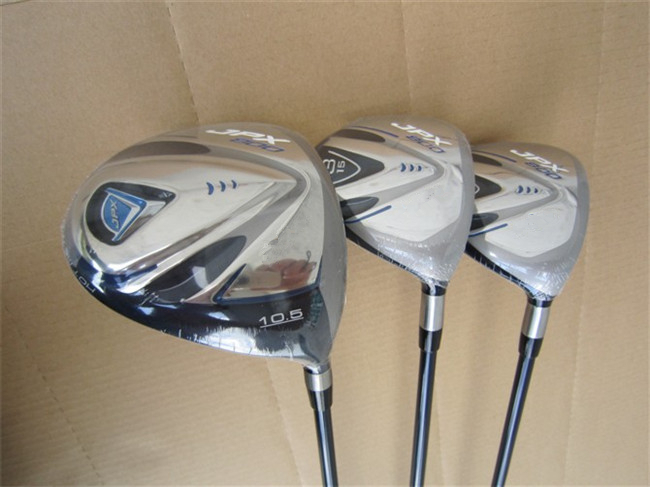 JPX800 Wood Set JPX800 Wood OEM Golf Clubs Driver + Fairway Woods Regular/Stiff Graphite Shaft With Head Cover EMS FREE SHIPPING(China (Mainland))