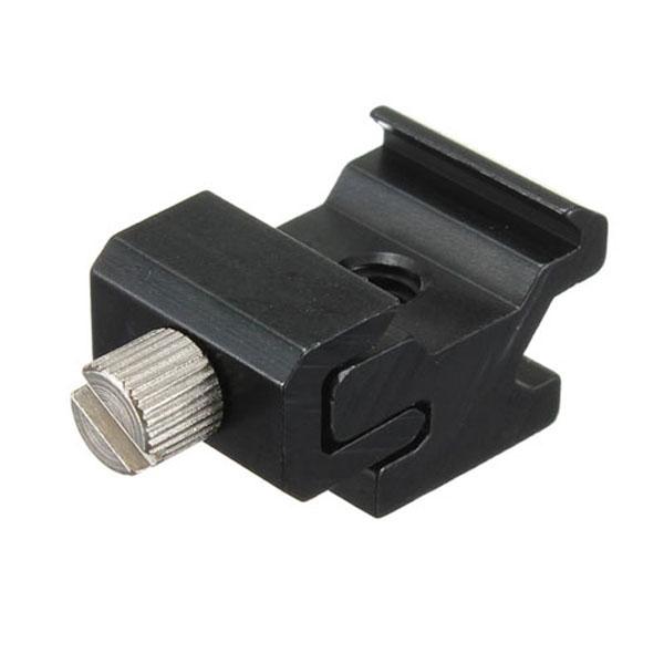 Metal Camera Flash Hot Shoe Mount Adapter Bracket Stand Holder  1/4-20 Tripod Screw for Nikon SB910/SB900/SB800/SB700/SB600<br><br>Aliexpress