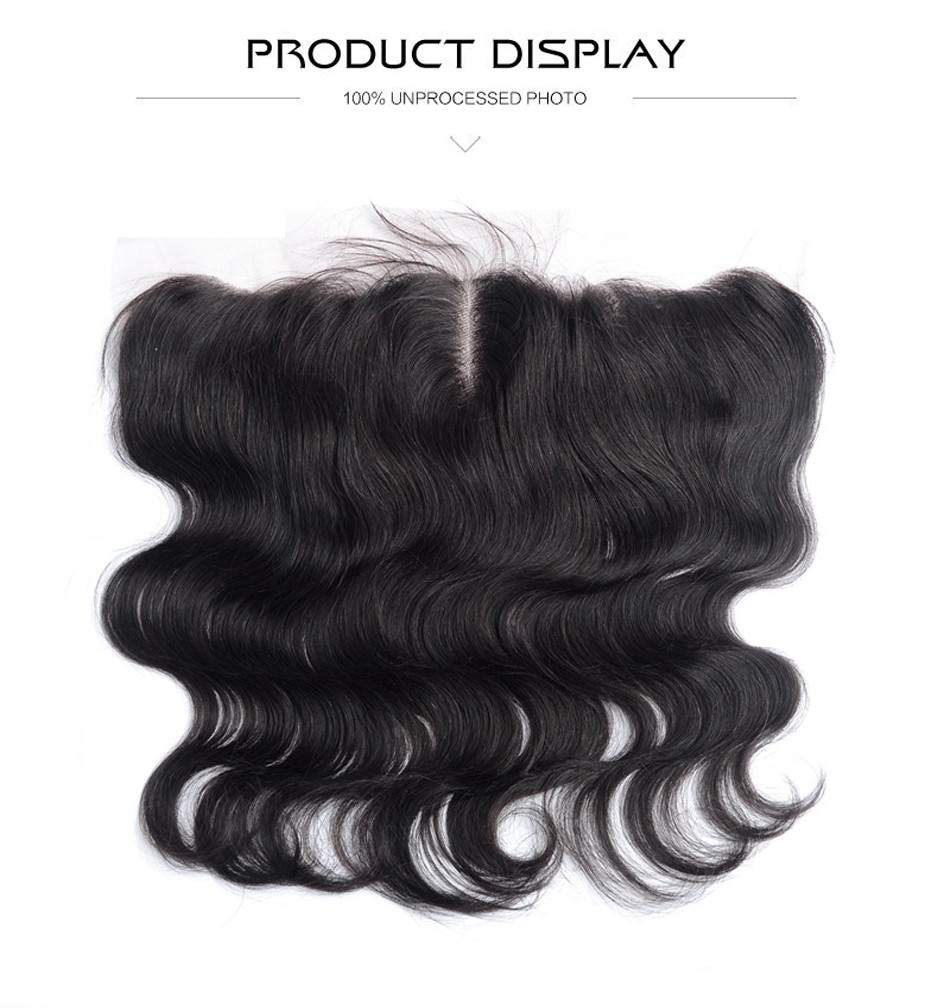 Mink Brazilian Body Wave Bundles With Closure Lace Frontal Closure With Bundles Annabelle Hair Tissage Bresilienne Avec Closure