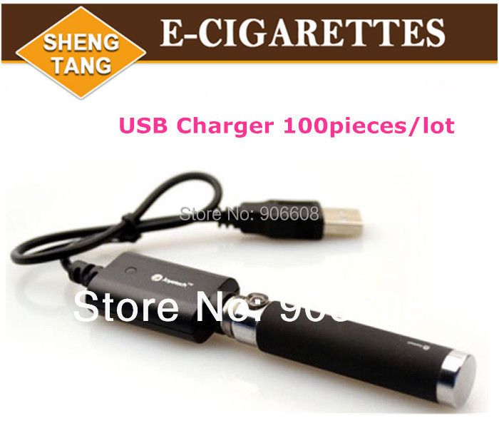 Гаджет  Free Shipping USB Charger for Electronic Cigarette E-cigarette E-cig Ego t Ego Adapter None Бытовая электроника