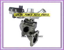TURBO GT2052V 767933 767933-0015 767933-5008S Turbocharger For Ford Transit VI FWD 2008 Duratorq 2.2L TDCi the electronic valve