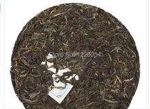Pu er Raw Green Tea 2011 Lao Man E YunLing Unfermented Qing Sheng Cha 400g