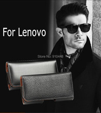 Universal Business style Belt Clip Wallet cover PU Leather case Lenovo Vibe X2 Z K910 K900 A780e A688T A560 A678T A358T - E-Credible Technology Co.,Ltd. store