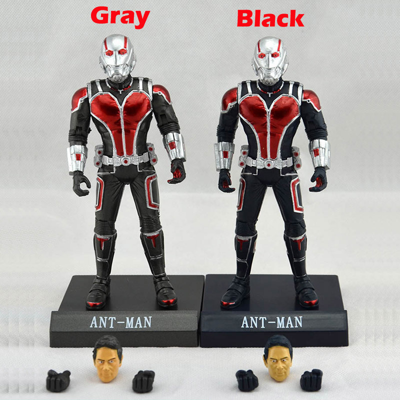 Newest Super Hero Ant Man Toy Antman Toy Action Figure About 18cm Can transform the action Tall Arms Rotatable With Base Ant man(China (Mainland))
