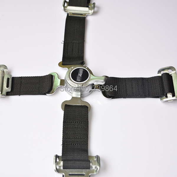 Safety Harness Buckle Harness Buckle Black 4