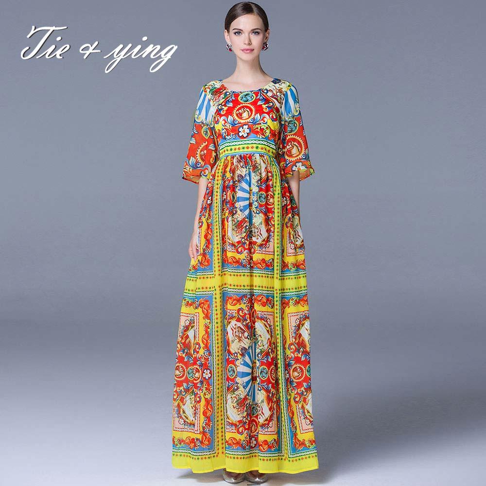 Long dress 2016 fashion