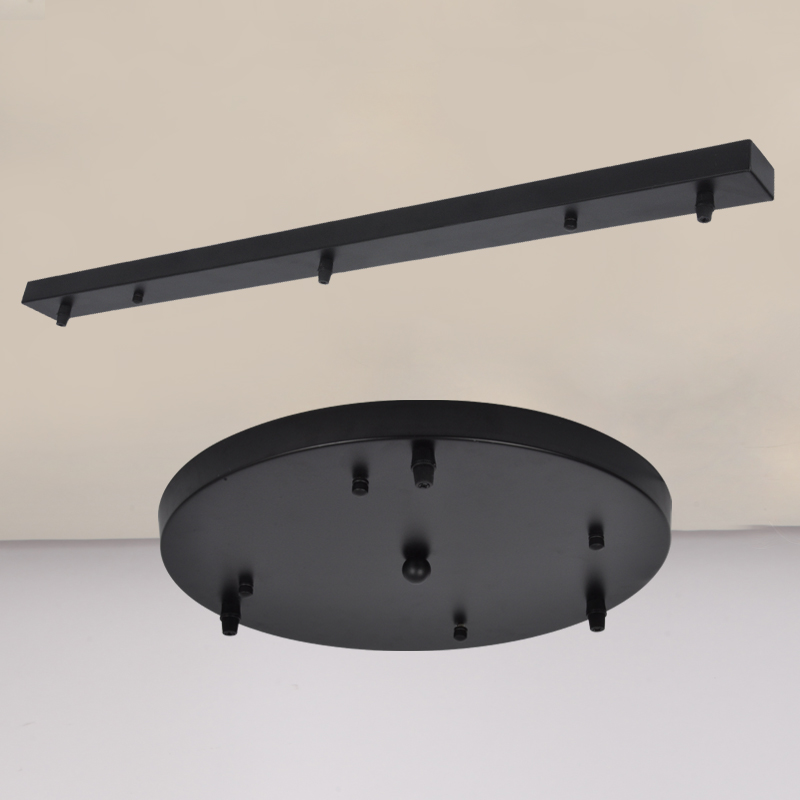 ls chassis lighting plate 50cm length pendant light rectangle ceiling plate inother
