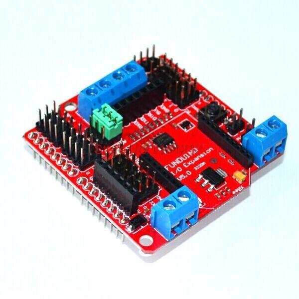 5pcs/lot XBee Sensor Expansion Board V5 forArduino RS485 BlueBee Bluetooth SD Card Module Interface Free Shipping Dropshipping(China (Mainland))