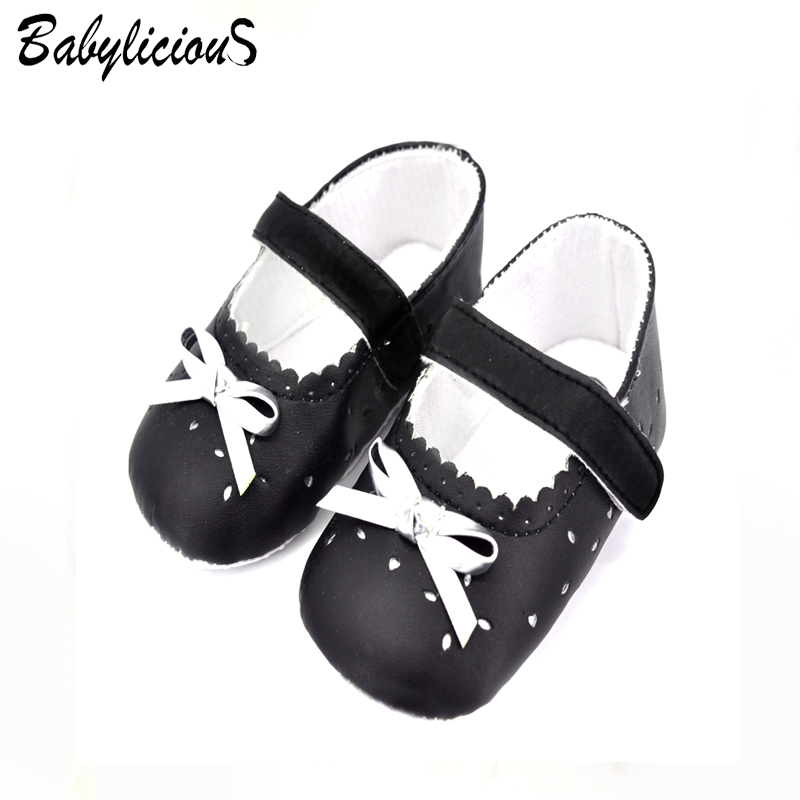 2015 Cute Baby Shoes Bow baby first walker shoes Toddler Soft Sole Infant moccasins girl  -  Mall-1048360 store