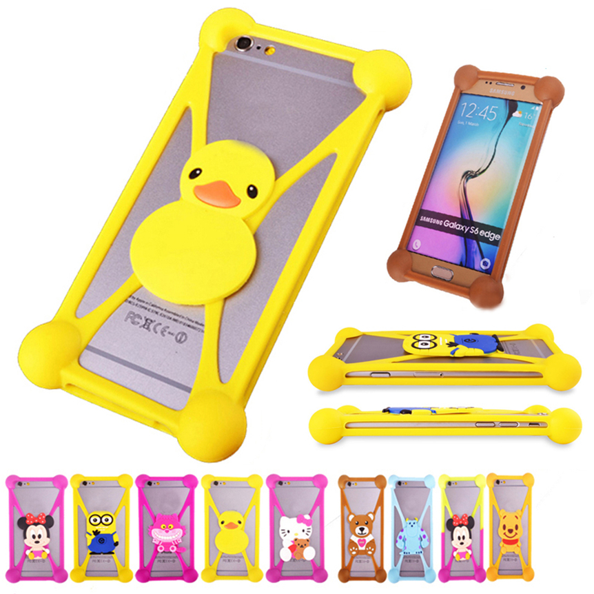 Rubber Cartoon TPU Anti-knock Mobile Phone Bag Case For Asus zenfone Selfie ZD551KL Silicone Phone Cover Case Accessory(China (Mainland))