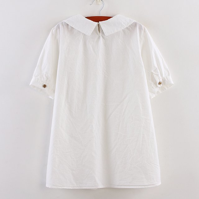 Cotton Summer Blouse 12
