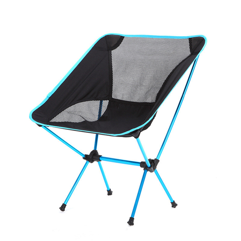 Фотография Outdoor high strength  Folding portable fishing chairs large loading Beach Chairs free shipping