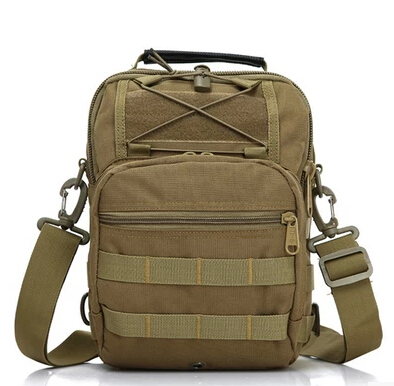 2014 Molle Woodland Sustainment Multi-functional Advance Army Durable Tactical Backpack Messenger Shoulder Cross Body Tote Bag(China (Mainland))