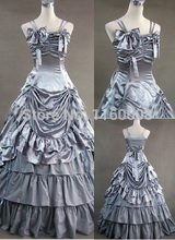 Hot Sale Gothic Victorian Dress Well Made