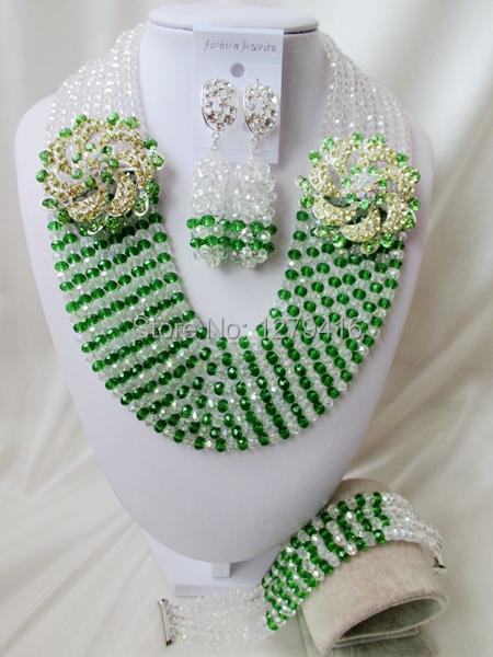 Classic fashion crystal jewelry sets, beads, Africa Nigeria bride wedding jewelry, jewelry sets T-1640<br><br>Aliexpress
