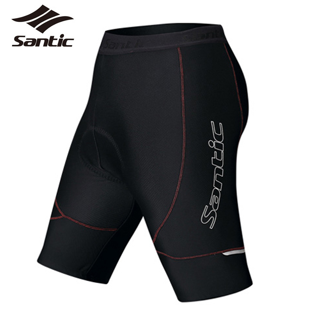 Santic Mens MTB Road Cycling Shorts 4D Padded Hip Protection Mountain Bicycle Shorts Breathable Anti-sweat Ciclismo Hombre<br><br>Aliexpress