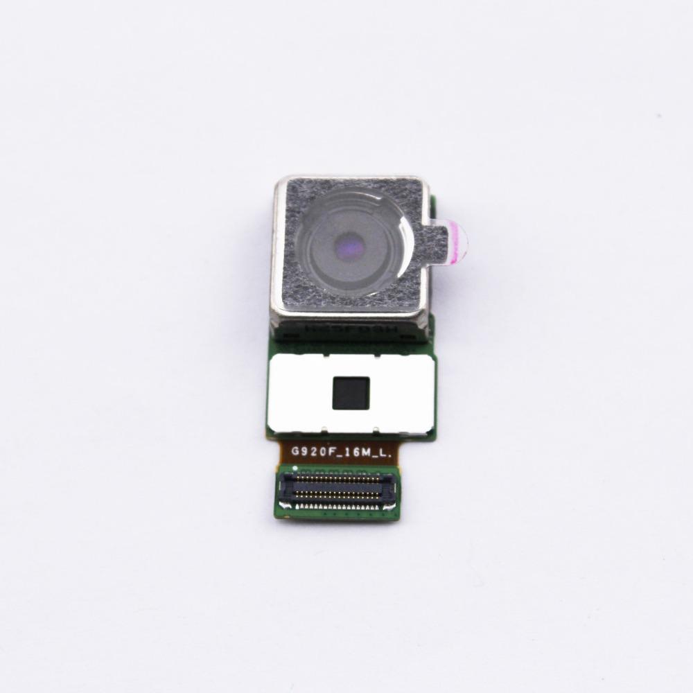Задняя часть зад основной камера линзы модуль гибкий лента кабель для Samsung Galaxy S6 Edge G925F G925S G925V G925i G925S