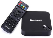 Tronsmart MXIII Plus 2G/8G Amlogic S812 2.0GHz Android TV Box 4K Quad Core H.265 XBMC OTA 2.4G/5GHz Dual WiFi IPTV Media Player