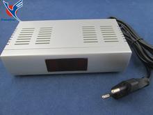 1 teile/los Fabrik Preis Neue Hochwertige TV-System AV-RF audio video converter AV zu RF-modulator Freies Verschiffen für Russische(China (Mainland))