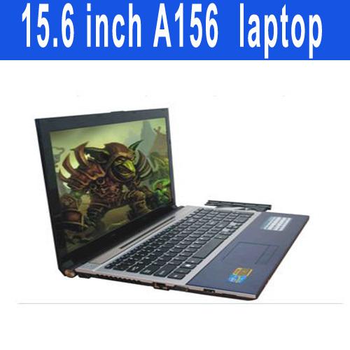 15.6 inch A156 netbook laptop notebook CeleronJ1900 quad core Webcam DVD-RW HDMI Wifi 2G RAM 160G HDD LED screen Laptop(China (Mainland))