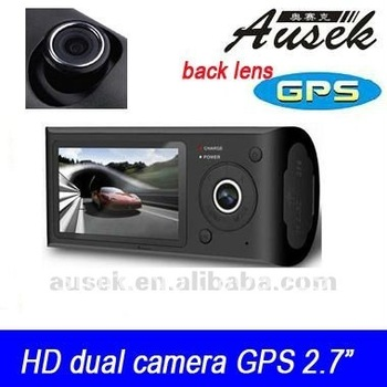 9 languages support TF Card up to 32GB 2.7'' screen car black box