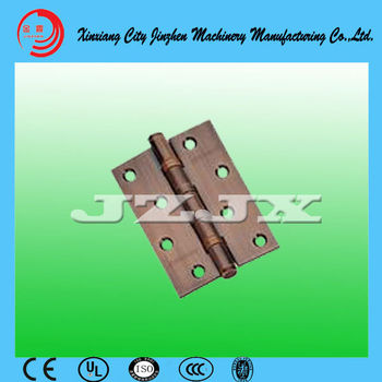 Advanced Technology Vintage Style Brass Types of Hinges for Door and Window