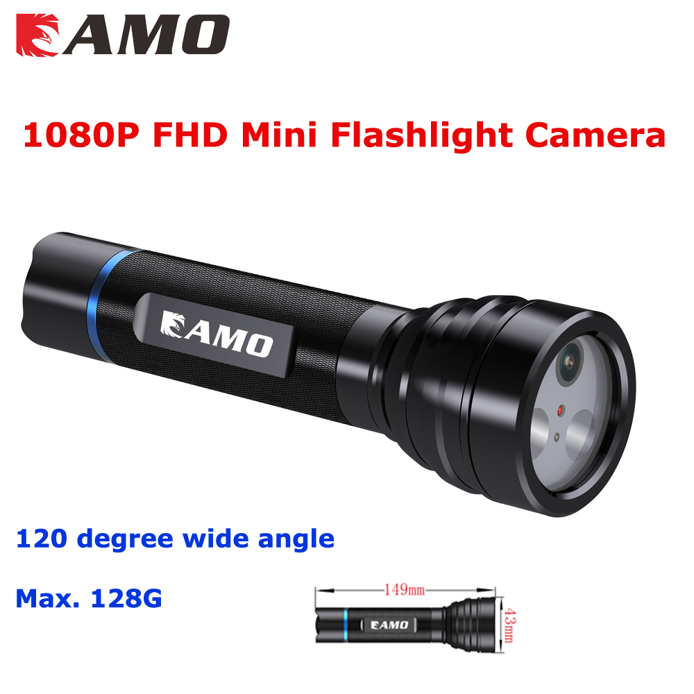 new HD 1080P CCTV Mini Camera DVR FL4202 Hidden Sport Camera Video Recorder Camcorder Weatherproof LED Flashlight Free Shipping