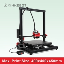 Factory Supply Wanhao Chinese 3D Printer with Heated Bed