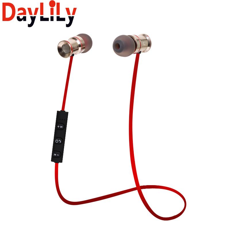 Daylily-bluetooth headphones Sport bluetooth headset music wireless bluetooth headphones phone for xiaomi huawei samsung iphone(China (Mainland))