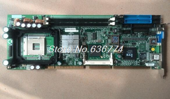 Nupro-842lv p industrial motherboard p4 ipc board Nupro-842lv/p board with 1 net interface(China (Mainland))
