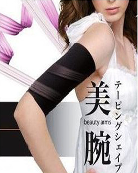 2015 new shape arm slimming arm Fat Buster Calorie Off for women , color box pack, black