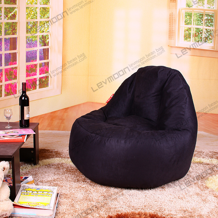 FREE SHIPPING small bean bags the bean bag 100CM diameter cool green bean bags for kids SUEDE bean bag covers only<br><br>Aliexpress