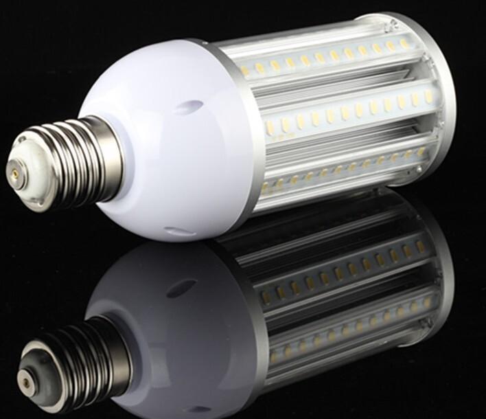 E40/ E27 IP64 45w SAMSUNG LED Corn bulb Light IP64 45W LED Street Light/ 45W E27/E40 led street lamps 360 degree Angle <br><br>Aliexpress