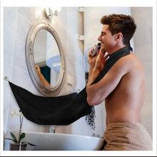 2016 New design 3D High quality Nylon shaving wai cloth Dye hair cloth scarf Shave the beard Barber wai scarf SIZE 125cm*85cm(China (Mainland))