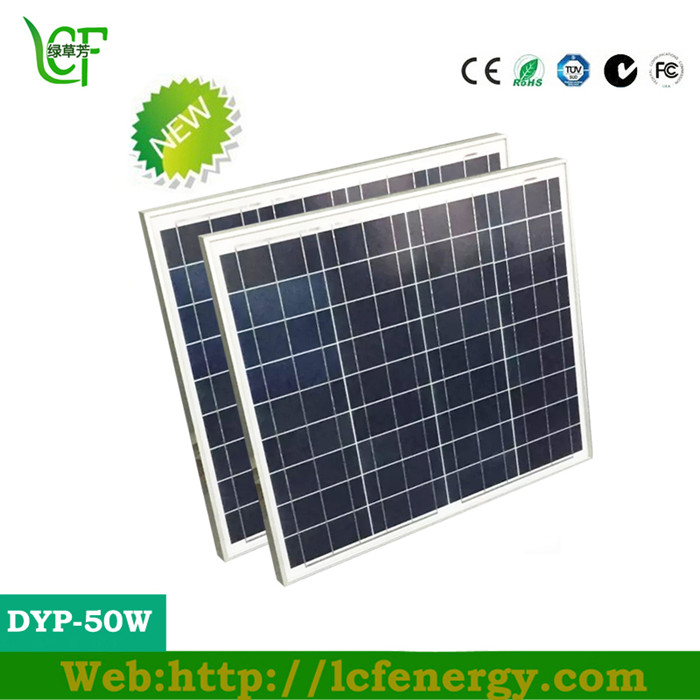 House use LCF best quality Solar Panel 50w crystaline solar panel<br><br>Aliexpress