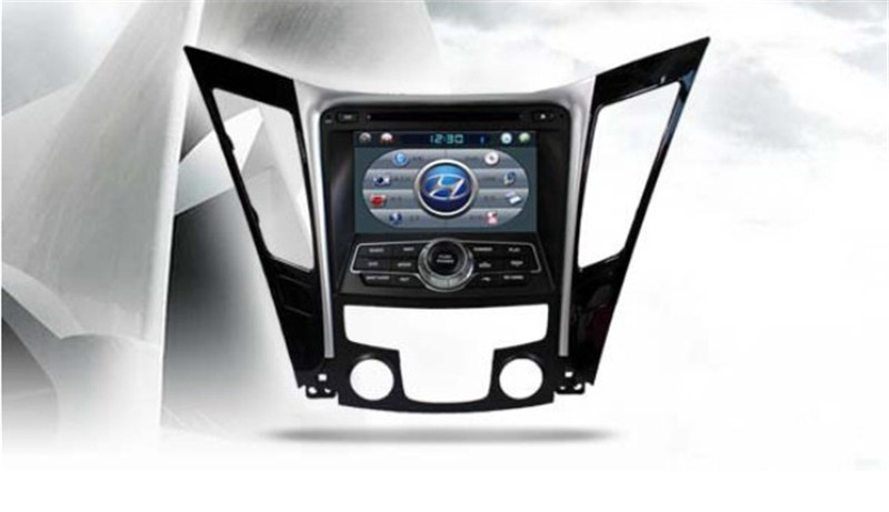 Car DVD video player FOR HYUNDAI SONATA I40 I45 I50 YF 2011 bluetooth USB Analog TV IPOD Steering wheel control Touch Screen AM(China (Mainland))