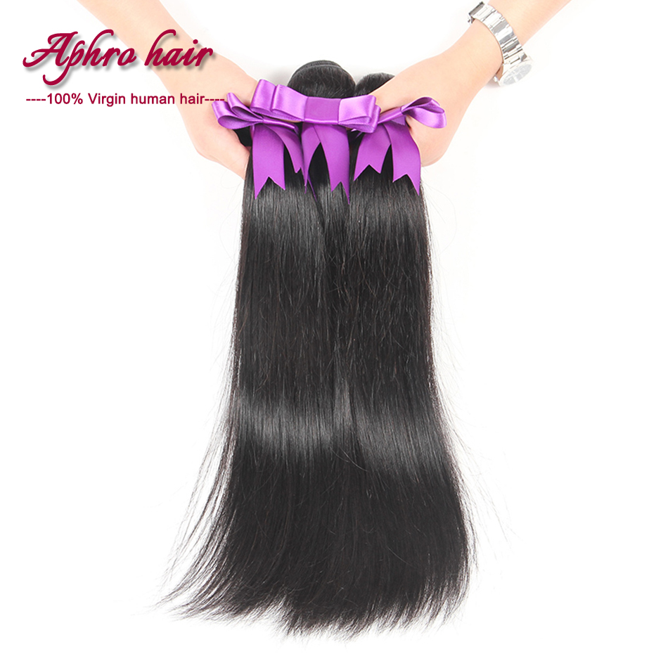 Brazilian Straight hair Ms Lula Unprocessed Brazilian Hair 3pcs Brazilian Virgin Hair Straight Cheap Human Hair Weave Bundles