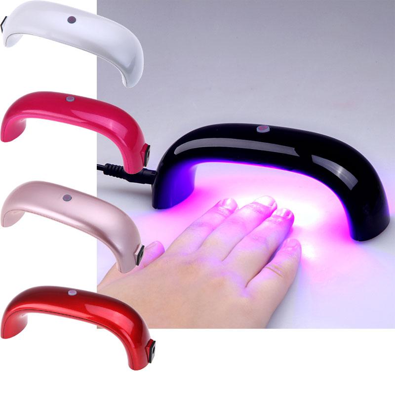 Сушилка для ногтей LED Nail Dryer 6W 100/240v 5 H10935B/H10935R/H10935P/H10935RO/H10935W сушилка для ногтей led nail dryer 9w 100 240v h11063p h11063w h11063dr h11063b