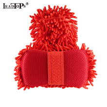 Buy Car Wash Gloves Cleaning Sponge Car Window Cleaning Ultrafine Fiber Chenille Anthozoan Washer Sponge Brush Supplies AJ for $3.81 in AliExpress store