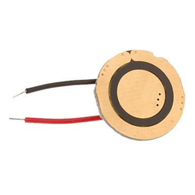 17mm 1050mA Single Mode Regulated LED Driver Circuit Board for Flashlight DIY (DC 3~4.5V)(China (Mainland))