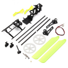 Hisky HCP80 V2 Crash Kits Set RC Helicopter Spare Parts For RC Camera Drone Accessories