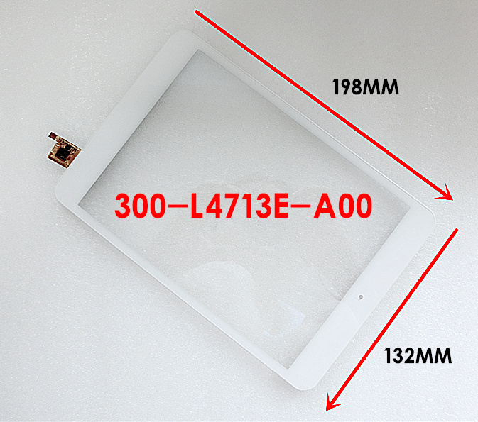 Newest White 300-L4713A-B00 Touch Screen Digitizer Replacement For Onda V819 MINI<br><br>Aliexpress