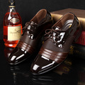 Men shoes flats chaussure homme 2015 new fashion England PU leather shoes men zapatos hombre mens