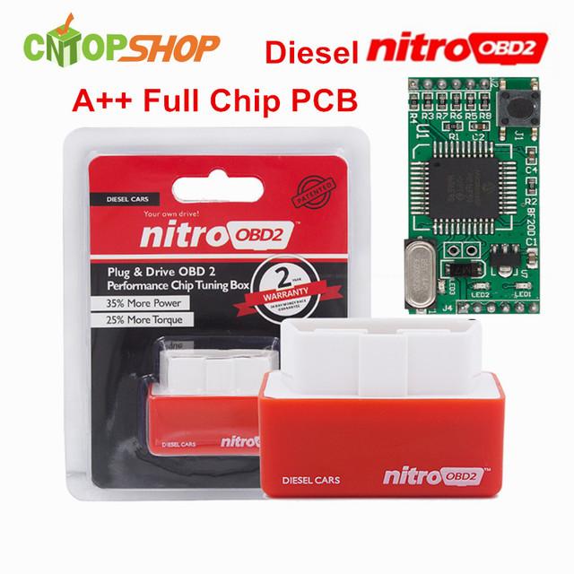 full chip nitroobd2 chip tuning box nitro obd2 diesel plug drive more power torque nitro obd. Black Bedroom Furniture Sets. Home Design Ideas
